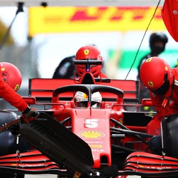 F1: Setelah 3-4 Balapan, Ferrari Akan Fokus ke Musim 2022