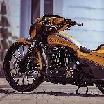 Harley-Davidson Daytona Punya Karakter Berbeda Usai Dimodifikasi