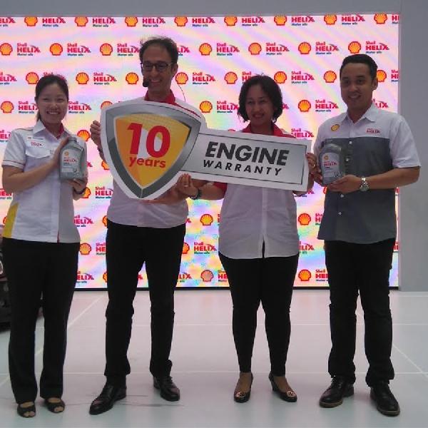 Shell Berani Berikan Garansi 10 Tahun