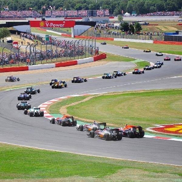 F1: Silverstone Bersedia Selenggarakan Balapan F1 Tanpa Penggemar?