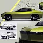 Nissan Membayangkan Silvia Ikonik Menjadi Mobil Bertenaga Listrik
