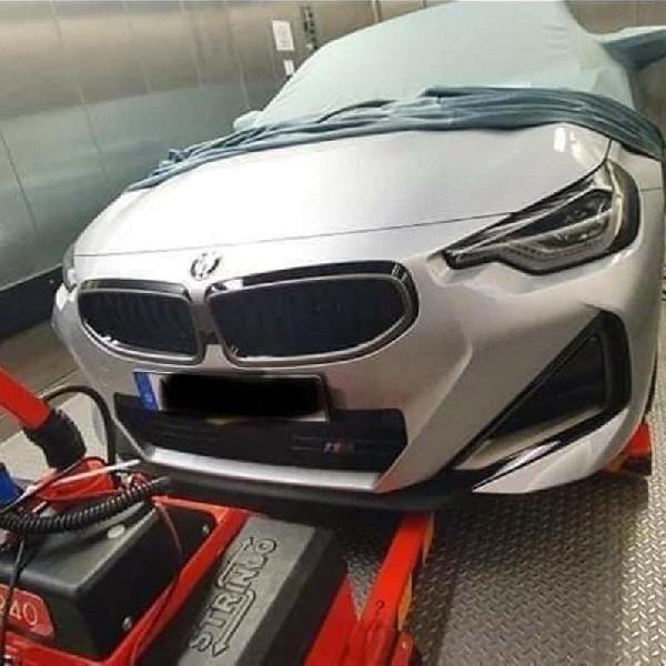 Simak Bocoran BMW 2 Series Coupe G42 2022 Jelang Debutnya di Goodwood FoS