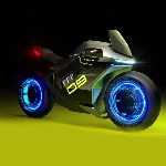 "Simak Bocoran Motor Hybrid Listrik-Hidrogen ""Segway Apex H2"""