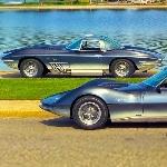 Simak Kembali Corvette Mako Shark, Mobil Jempolan Pada Masanya