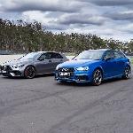 Simak Perbedaan Mercedes-AMG dan V Audi RS 3