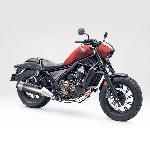 Simak Tampilan dari Honda Rebel CMX1100