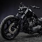 Simak Tampilan Modifikasi Asal Jepang Dari Harley Davidson Dyna
