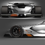 Intip Wajah Baru Sketsa Speedster GM Ini