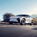 Sinyal Listrik Lexus LF-Z Siap Memasuki Era Bebas Emisi