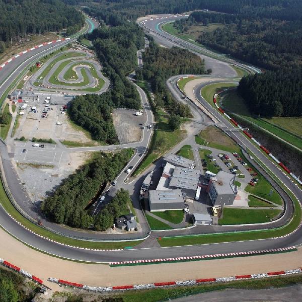 Formula 1 Tetap Diadakan di Belgia Sampai 2021