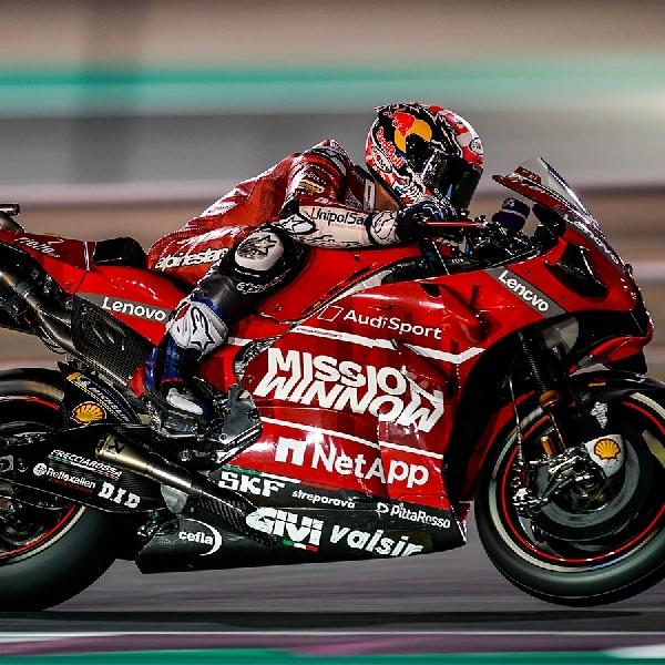 Sisi Negatif Motor Ducati, Dovizioso: Masalahnya Masih Sama