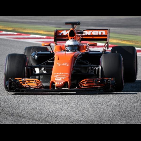 F1: Situasi Mclaren dan Honda Semakin Tegang
