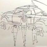 Sketsa Baru Perlihatkan Ford Sedang Merencanakan Bronco Ute