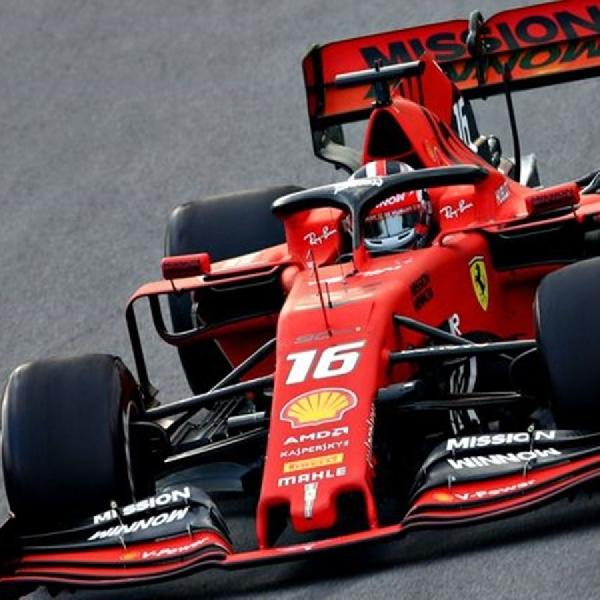 F1: Charles Leclerc Positif Covid-19, Carlos Sainz Jadi Tumpuan Ferrari