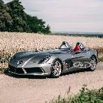 Super Langka, SLR McLaren Strirling Moss Dilepas 31 Miliar