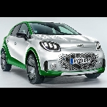 Smart Gandeng Geely Rancang Compact SUV  Elektrik