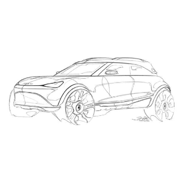 Smart Rilis Teaser SUV Terbaru