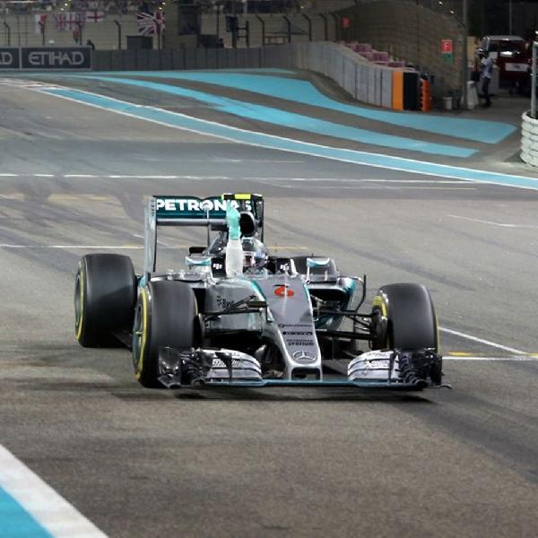 F1: Mercedes akan Pakai Mesin Terbaru di Musim 2018