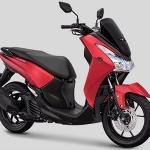 Yamaha Lexi Tampil dengan Emblem Baru