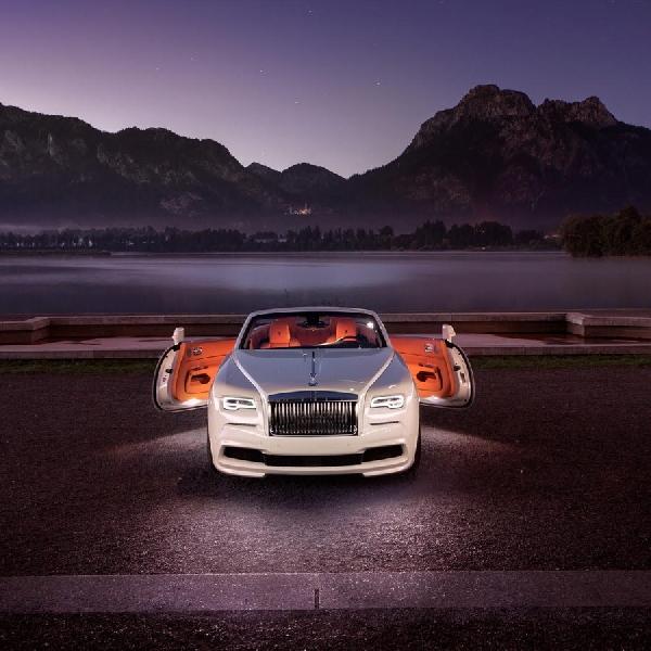 Spofec tingkatkan performa Rolls-Royce Dawn hingga 686 hp