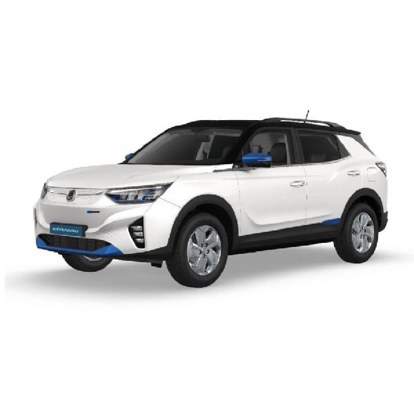 SsangYong Perkenalkan SUV Listrik Keduanya, Korando