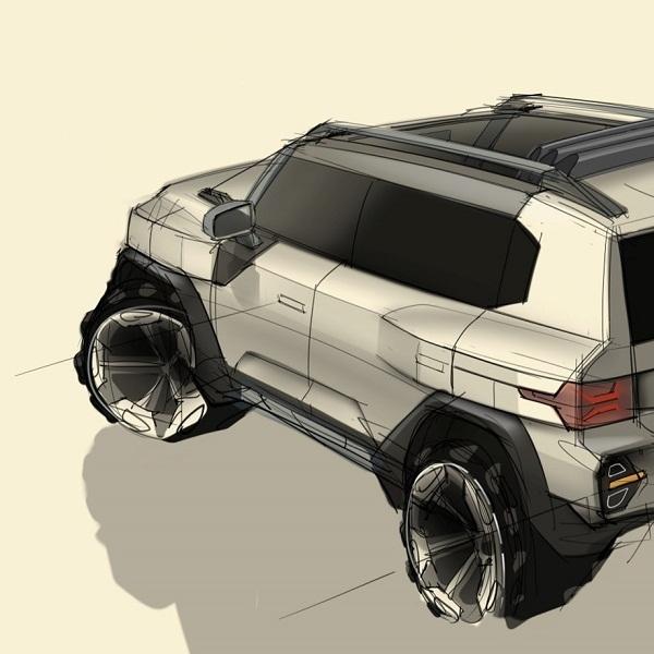 SUV Generasi Berikutnya SsangYong Bakal Hadir dengan Gaya Retro