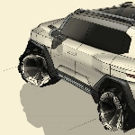 SsangYong Motor Rancang SUV Baru dengan Desain Kotak