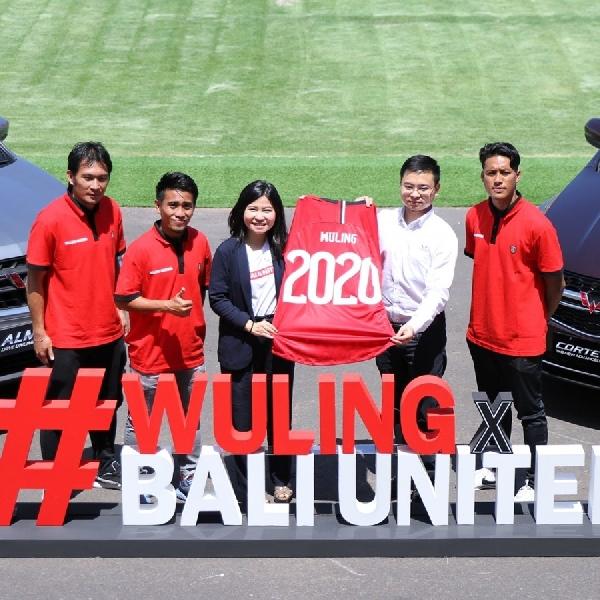 Wuling Motors Resmi Menjadi Official Partner Bali United