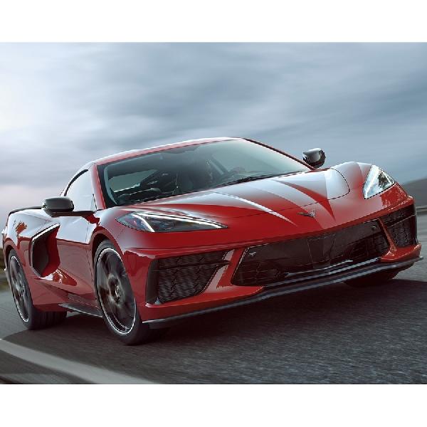 Stingray 2020 Akan Jadi Corvette Dengan Mid Engine Pertama