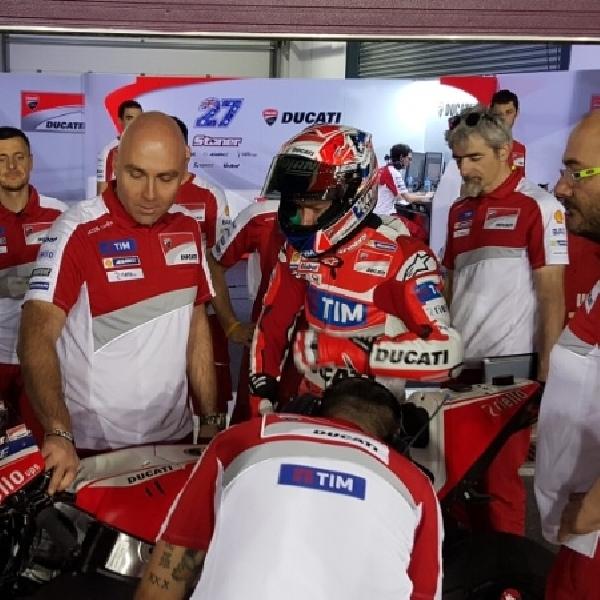 MotoGP: Stoner Kelelahan Mencoba Ducati
