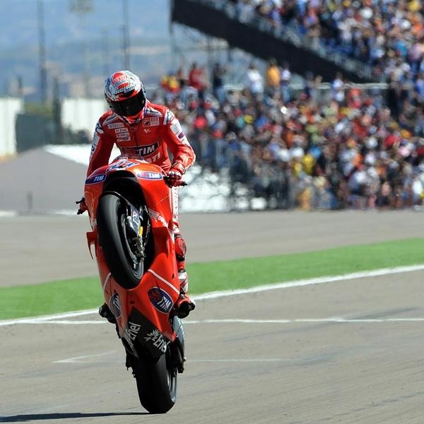 MotoGP: Stoner Mulai Geber GP15 Akhir Januari