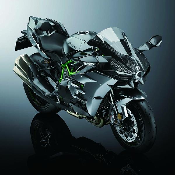 Kawasaki Serah Terima 1 dari 120 Unit Ninja H2 Carbon Yang Ada di Dunia