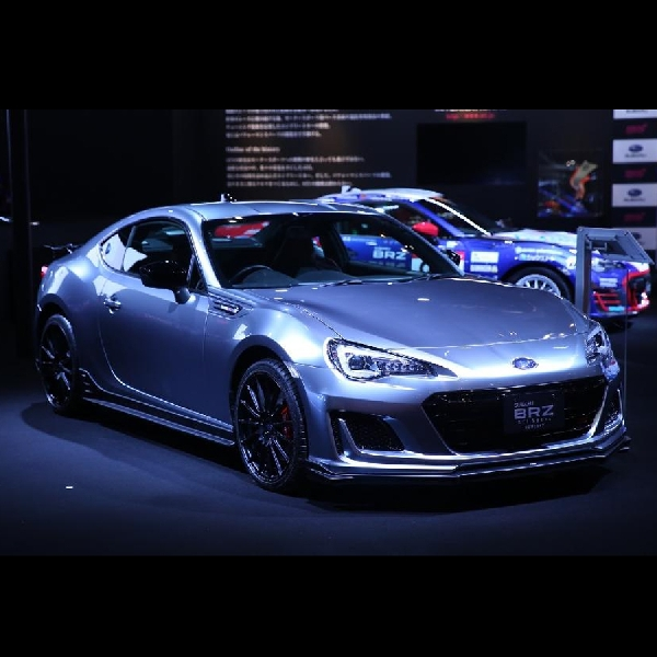 Subaru BRZ STI Sport Concept di Tokyo Auto Salon