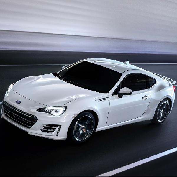 BRZ 2017: Penyempurnaan Coupe Andalan Subaru