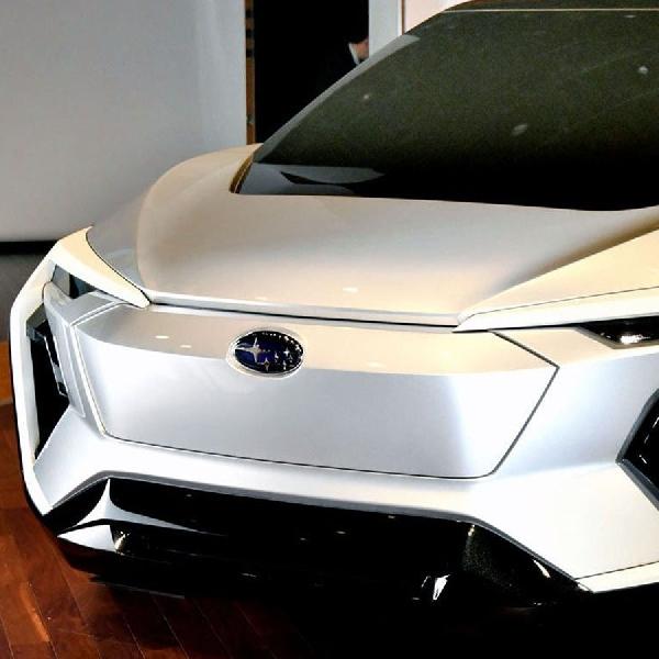 Subaru Eropa Konfirmasi Luncurkan EV di Tahun Depan