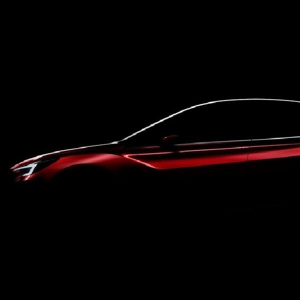 Subaru Mulai Goda Sedan Anyar Melalui Teaser Gambar