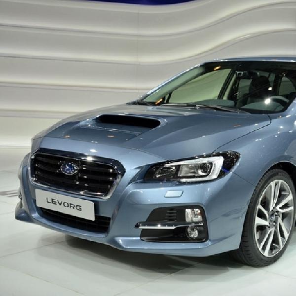 Subaru Siap kenalkan 2 Konsep Anyar Januari 2016