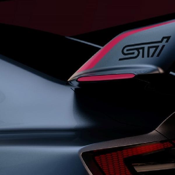 Subaru Viziv Concept Next Gen WRX STI, Gunakan Massive Rear Wing
