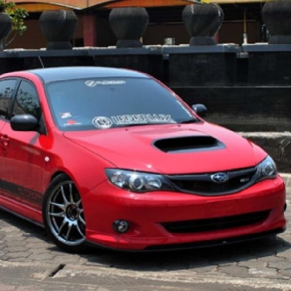 Kevin Buat Subaru WRX Lebih Nyaman