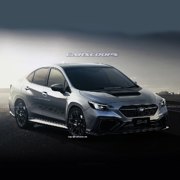 Subaru WRX 2022, Mobil Compact Terinspirasi Dari Rally