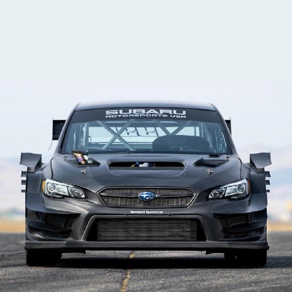 Ini Dia Subaru WRX STI Paling Brutal