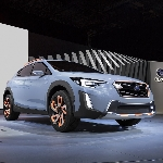 Subaru XV Crosstrek Tetap Sama dengan Model Sekarang