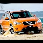 Subaru XV Hybrid akan Meluncur 2017 di Australia