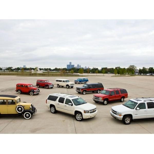 Chevrolet Klaim Sebagai Pelopor SUV Dunia
