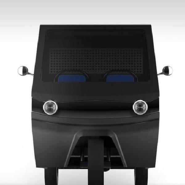 "BM Sunny EV: Desain  ""Bajaj"" Kargo Futuristik Hasil Kolaborasi Perusahaan Startup Asal Tunisia dan Jerman"