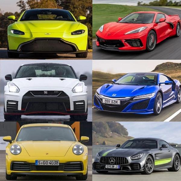 Inilah 9 Supercar Entry Level Terbaik 2020 (Part 2)