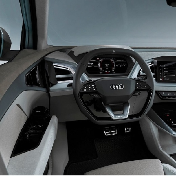 SUV Listrik Audi Q4 E-Tron Ini Tampil Lebih Menjanjikan, Kenapa?