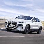 SUV Listrik BMW iX2 Mendatang Bawa Pembaruan
