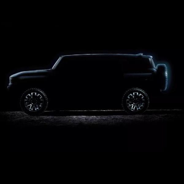 SUV Listrik Hummer Bakal Terungkap 3 April