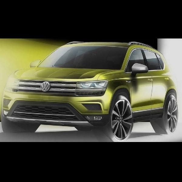 Bukan T-Roc, Volkswagen Siapkan SUV Kompak Untuk Pasar Amerika Serikat dan Tiongkok